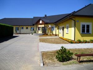 Budowa Ośrodka Rehabilitacyjno-Szkoleniowego